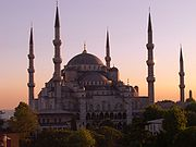 A Mosque in Istambul