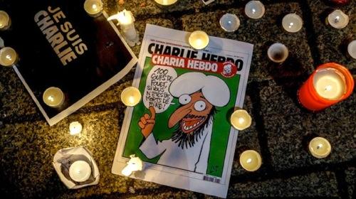 Charlie Hebdo -1-